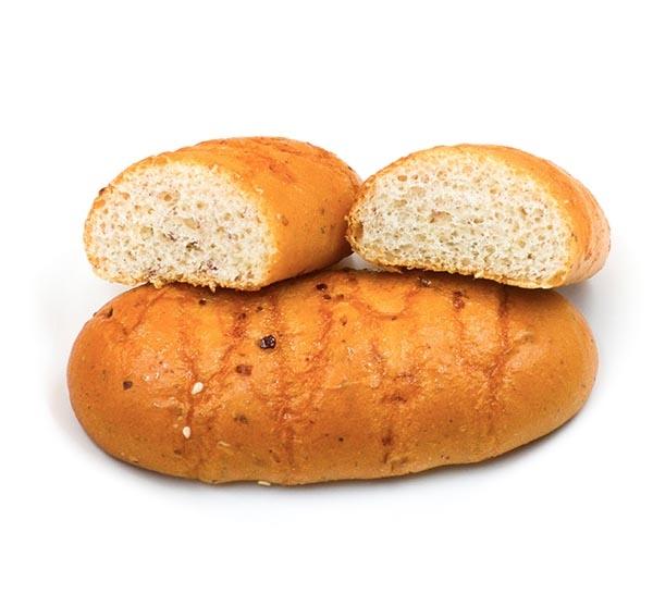 面包蛋糕-红豆面包