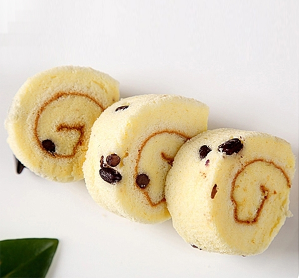 幼儿糕点-卷式蛋糕