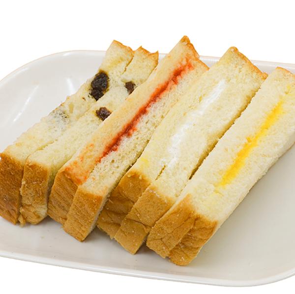 番茄酱三明治